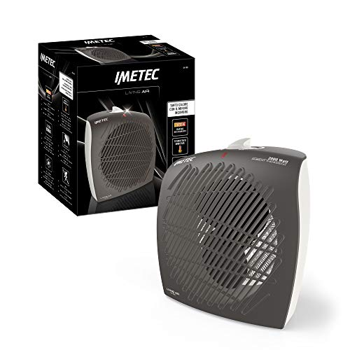 Imetec Living Air C4-100 Termoventilatore, 2000 W, Compatto ed...