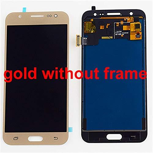 DINGMINGMING Reemplazar la Pantalla LCD en Forma for el Samsung Galaxy Fit J5 for 2015 J500 LCD J500F J500G J500M J500H J500FN LCD de Pantalla táctil digitalizador Marco de la Asamblea