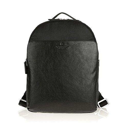 Zaino Porta Pc 15.6' 2 Zip | Spalding & Bros | 912732-Nero