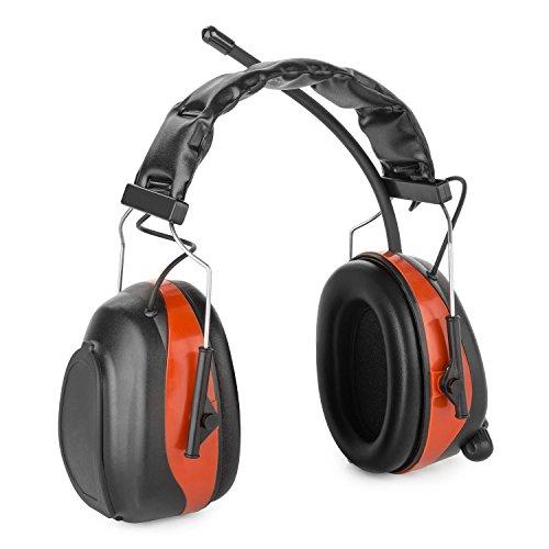 auna Jackhammer 2.0 Orejeras de protección auditiva (SNR 28 dB,...