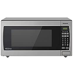 powerful Microwave Panasonic NN-SN766S Stainless steel / worktop with built-in inverter technology …