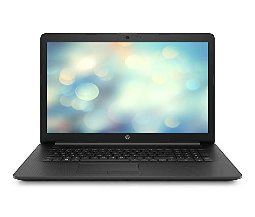HP 17-ca1248ng (17,3 Zoll / Full HD) Laptop (AMD Ryzen 7 3700U, 16GB DDR4 RAM, 512GB SSD, AMD Radeon Vega Grafik , Windows 10 Home) schwarz