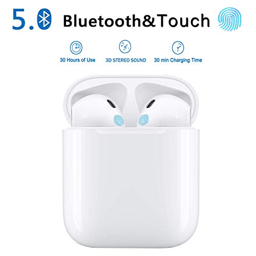 Auriculares Bluetooth 5.0 Auriculares Bluetooth Inalámbrico