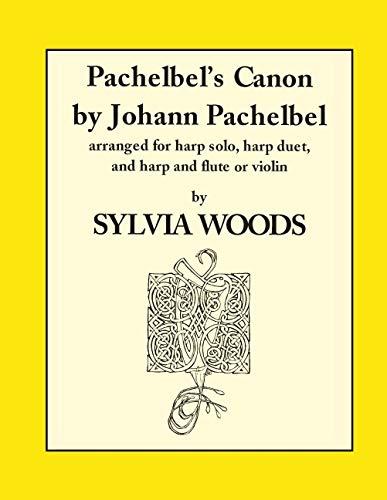 Pachelbel's Canon -For Harp-: Buch für Harfe, Flöte, Violine