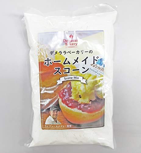デメララベーカリーのホームメイドスコーン ミックス(手作りスコーンの素)スコーンミックス粉 500g
