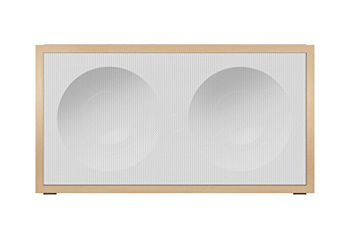 Onkyo NCP-302(W) Multiroom Lautsprecher (Bassreflexgehäuse, WLAN, Bluetooth, Streaming, Musik Apps mit FlareConnect, DTS Play-Fi, Internetradio), Weiss