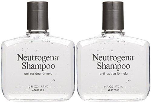 Neutrogena Anti-Residue Shampoo, Gentle Non-Irritating Clarifying...