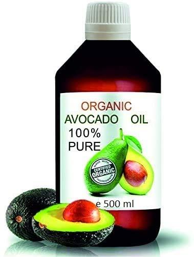 Aceite Ecológico de Aguacate 500 ml Comercio Justo 100% Nat