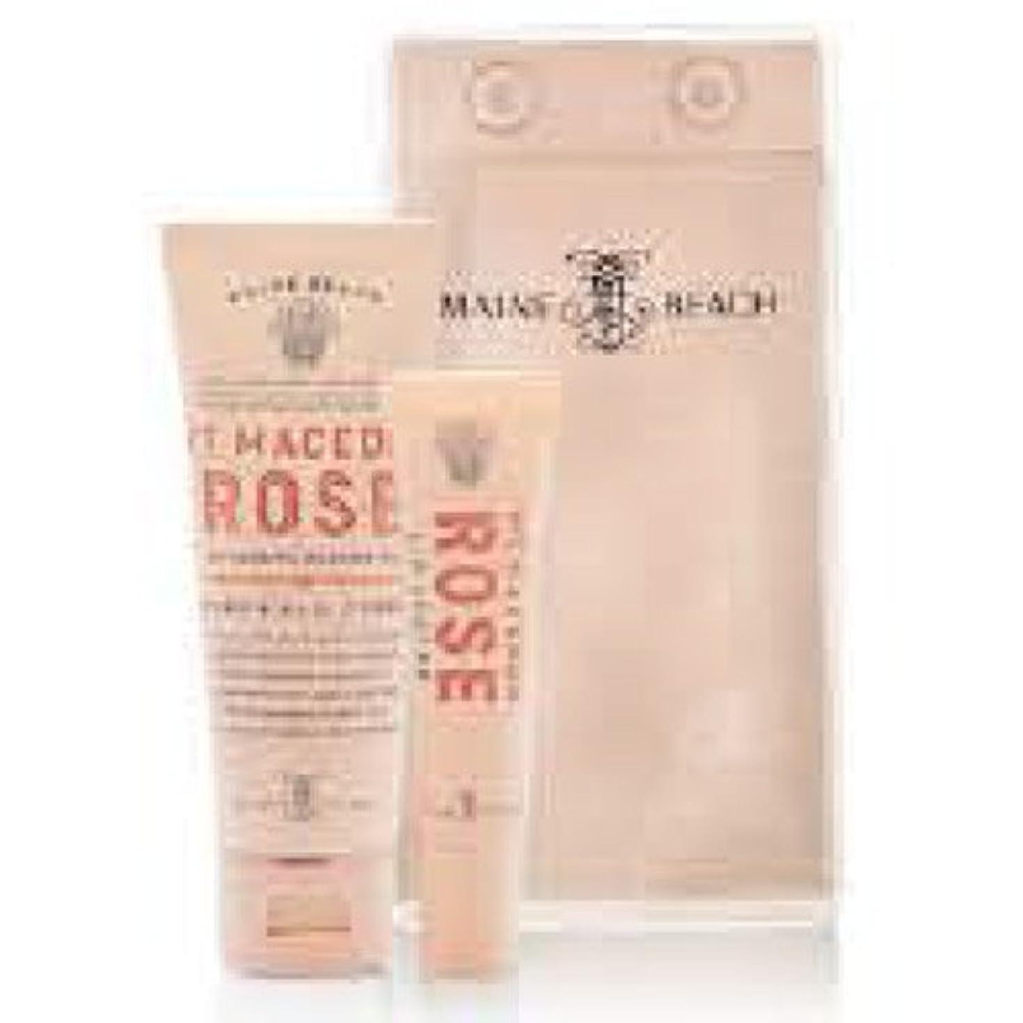 十分リボン嘆願MAINE BEACH マインビーチ MT MACEDON ROSE マウント マセドン ローズ Essentials DUO Pack