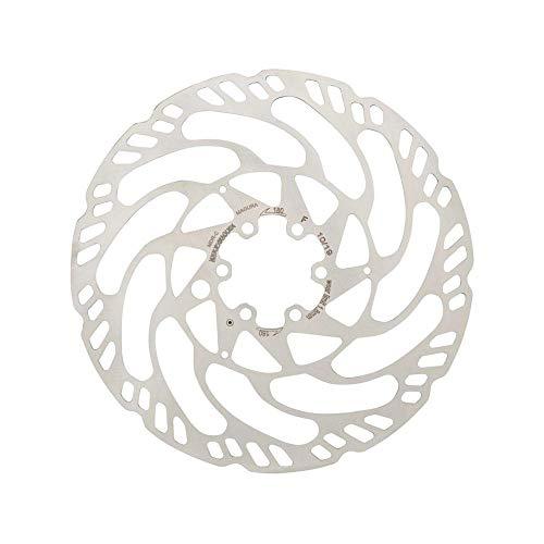 Magura MDR-C 2021 Disque de frein 6 trous avec 6 vis Diamètre 180 mm