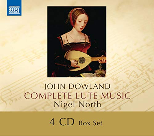 Complete Lute Music