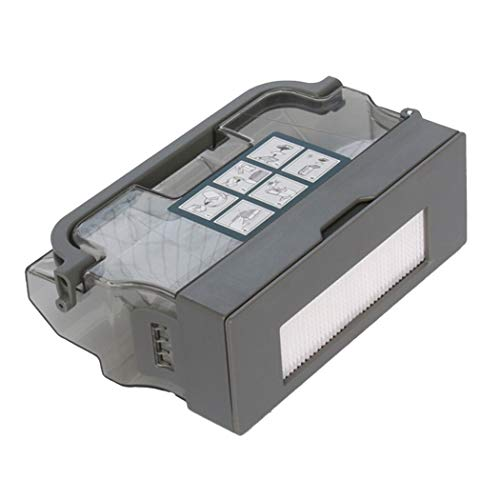 SDFIOSDOI Piezas de aspiradora D900 PUSPIN Bin D901 Caja de