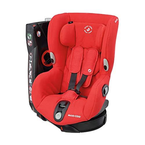 Maxi-Cosi Axiss, drehbarer Kleinkind-Autositz, 9 Monate - 4 Jahre, 9 - 18 kg, Nomad Red (rot)