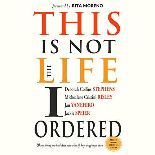 This Is Not the Life I Ordered audiobook cover art