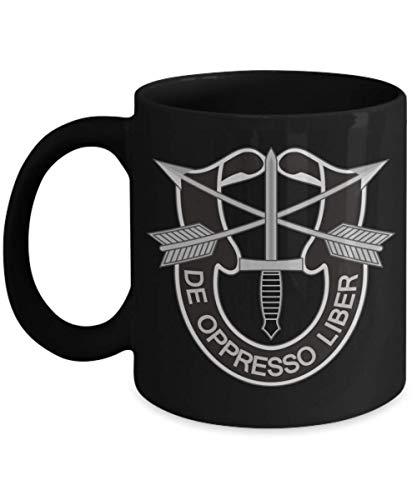 US Special Forces Coffee Mug - De Oppresso Liber