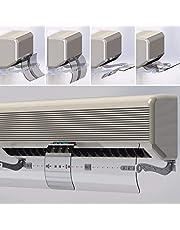 موجه تدفق هواء مكيف السبلت القابل للتعديل من ويتفورمز , بدون تثقيب للجدار , صناعة تركية