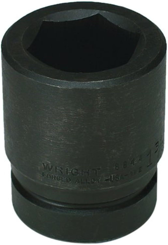 Wright Werkzeug 8897 A 3–1 4-Zoll 1 1 1 Antrieb 6 Point Standard-Steckschlüssel B002FCRDQK | Bequeme Berührung  c4531f