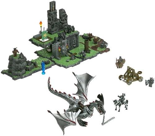 Mega Bloks Dragons Sorcerers Lair