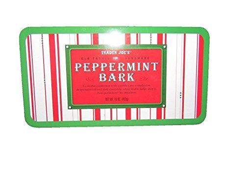 Trader Joe's Peppermint Bark - Old Fashioned, Handmade, 16 oz.