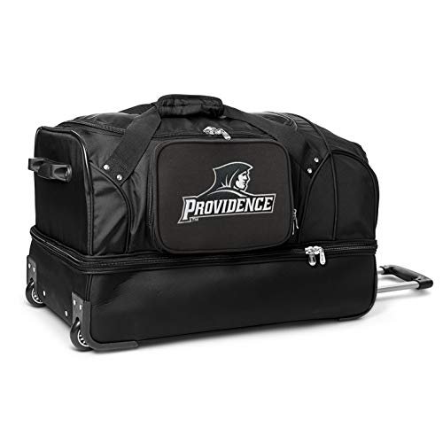 NCAA Providence Friars Rolling Drop-Bottom Duffel Bag