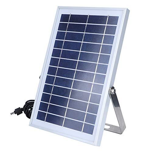 Flood Light, New Die-cast Aluminum Shell 5m 190x290mm Solar Motion Sensor for Outdoor Garden Yard
