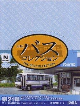 『ザ・バスコレクション 第21弾 [JR九州バス(九州全域)](単品)』の2枚目の画像