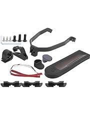 BIKING Accesorios para Scooter, Juego de Accesorios para Scooter eléctrico Soporte de Guardabarros Amortiguador de Vibraciones para Xiao_mi M365/PRO