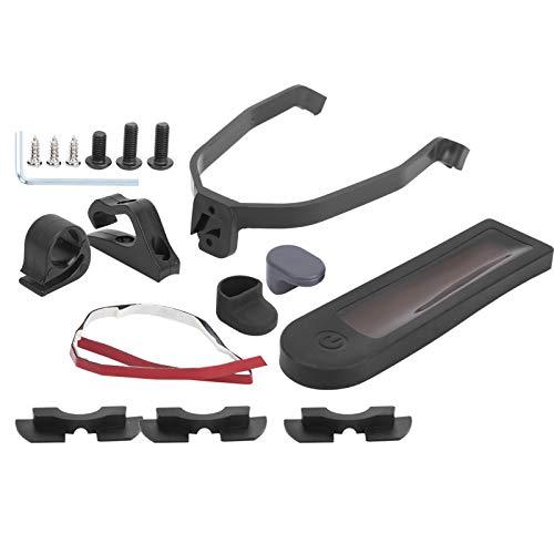 Germerse Amortiguadores de vibración para Scooter, Juego de Soporte de Guardabarros M365 / Pro Juego de Accesorios para Scooter eléctrico, Viaje para Scooter eléctrico para Acampar al Aire Libre