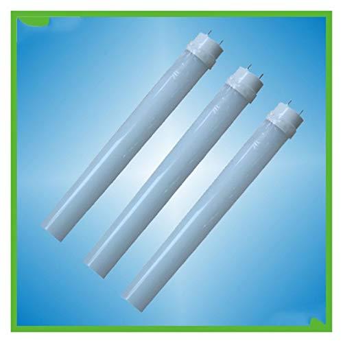 LED lichten 2pcs LED Lámpara Fluorescente De 25W T8 150cm Largo Carcasa De Plástico 120 2835 (Color : 4000K(Natural White), Size : Clear)
