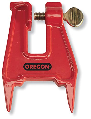 Oregon 26368A Chainsaw Filing Stump Vise For Sharpening Saw Chain
