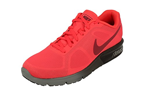 Nike Nike Herren 719912-802 Traillaufschuhe, Orange (Ember Glow/Team Red-Black-Cool Grey), 45.5 EU