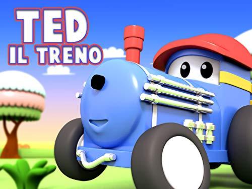 Imparare con Ted il Treno