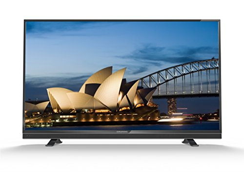 Grundig VLE 822 BL - Televisor (124 cm/49', Full HD, sintonizador triple, 3D, Smart TV)