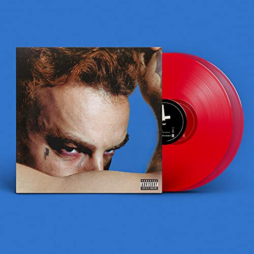 FLOP - 2LP Colorato Rosso Trasparente, Edizione Esclusiva Amazon.it, TIMBRATA A MANO (2 LP)