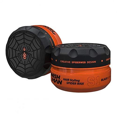 NISHMAN S1 Hair Styling Spider Wax - Orange 150 ml