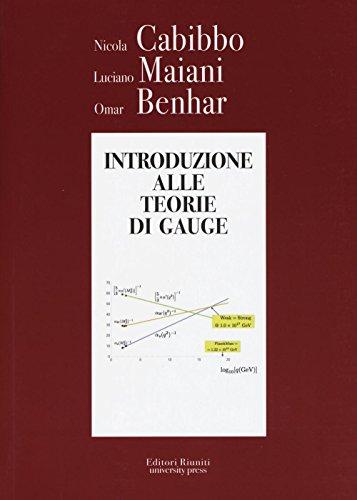 Introduzione alle teorie di Gauge