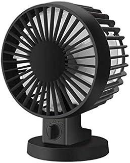 Ultra-quiet Mini USB Desk Fan Office Mini Fan Silent Desktop Fan With Double Side Fan