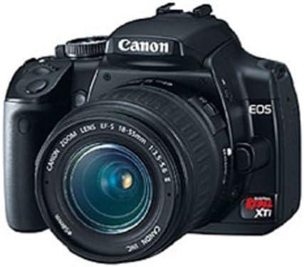 Canon Rebel XTi DSLR Camera