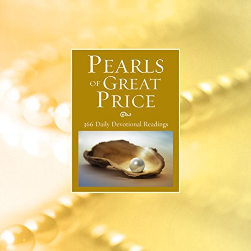 Pearls of Great Price     366 Daily Devotional Readings              By:                                                                                                                                 Joni Eareckson Tada                               Narrated by:                                                                                                                                 Devon O'Day                      Length: 15 hrs and 5 mins     9 ratings     Overall 3.9