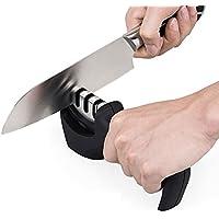 Ephiioniy 4-in-1 Kitchen 3-Stage Knife Sharpener