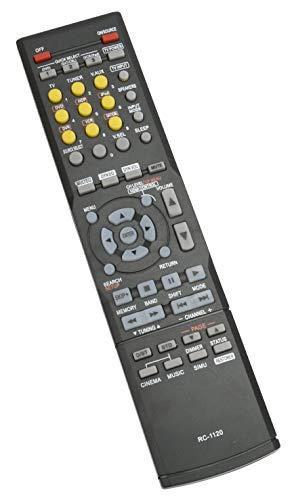 ALLIMITY RC-1120 RC1120 Fernbedienung Ersetzen für Denon AV Surround Receiver AVR-1610 AVR-590 AVR1610 AVR590