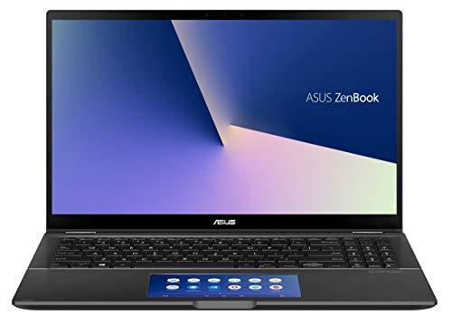 """ASUS ZenBook UX563FD-EZ043T Grigio Ibrido (2 in 1) 39,6 cm (15.6"""") 1920 x 1080 Pixel Touch Screen Intel® Core i7 di Decima Generazione 16 GB LPDDR3-SDRAM 1000 GB SSD NVIDIA® GeForce® GTX 1050"""