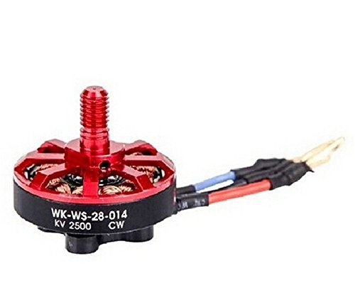 Walkera Runner 250 Advance drone accessories parts Brushless motor(CW )(WK-WS-28-014) Runner 250(R)-Z-09 by Walkera