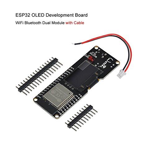 """Amazon.co.uk - ESP32 with 0.96"""" OLED"""