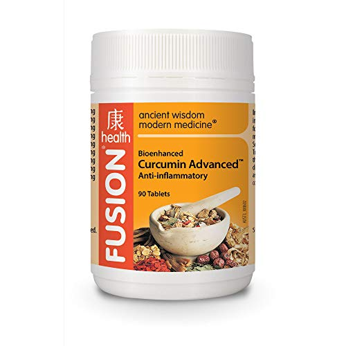 Curcumin Advanced | Fusion Health (90 Capsules)