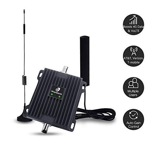 Our #4 Pick is the Phonetone Portable Signal Booster