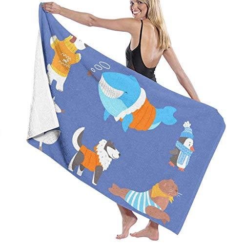 OVERMAL Frais Plage Cover Up Bikini Summer Beach Towel Comfy pique-nique