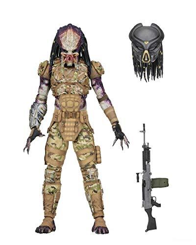NECA - Predator 2018 Deluxe 17 cm Action Figure - Action Figures