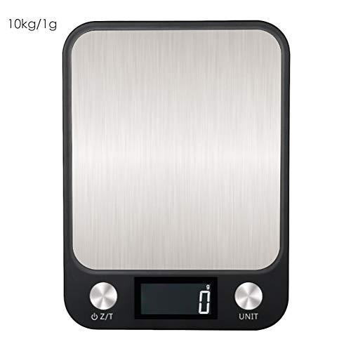 Mekta Digitale Küche Lebensmittel Waage Küche Gewicht Waagen für Kochen Backen Lebensmittelwaagen 10kg/1g