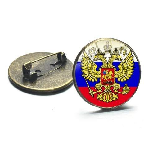 Held Stalin Retro Brosche Sichel Hammer Zeichen Sowjetische Russische Armee Icon Abzeichen Für Männer Mantel Anzug Metall Pins-Style 3,20Mm